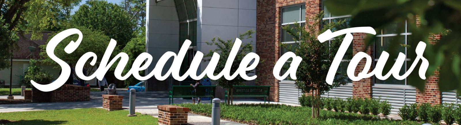 Southeastern Louisiana University - Daily Campus Tours & Events